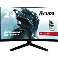 "24"" iiyama G-Master G2466HSU-B1 - LCD LED monitor"