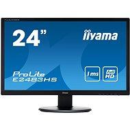 "24"" iiyama Prolite E2483HS-B3"