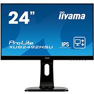 "24"" iiyama ProLite XUB2492HSU-B1 - LCD LED monitor"