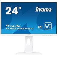 "24"" iiyama ProLite XUB2492HSU-W1 - LCD LED monitor"