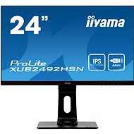 "24"" iiyama ProLite XUB2492HSN-B1 - LCD LED monitor"