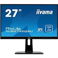 "27"" iiyama ProLite XUB2792QSU-B1 - LCD LED monitor"