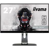"""27"""" iiyama G-Master GB2730QSU-B1 - LCD LED monitor"""