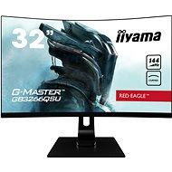"""32"""" iiyama G-Master GB3266QSU-B1 - LCD LED monitor"""
