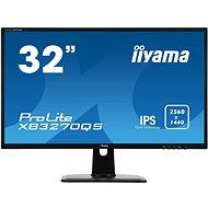"32"" iiyama ProLite XB3270QS-B1 - LCD LED monitor"