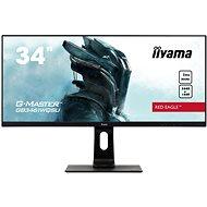 "34"" iiyama GB3461WQSU-B1 - LCD LED monitor"