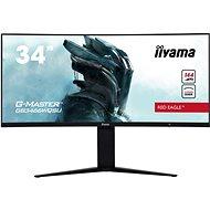 "34"" iiyama G-MASTER GB3466WQSU-B1 - LCD LED monitor"