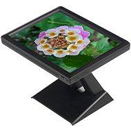 "17"" iiyama ProLite T1731SR Touchscreen fekete - Érintőképernyős LCD monitor"