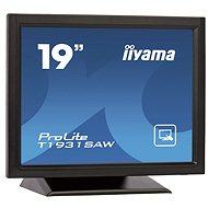 "19"" iiyama ProLite T1931SAW Touchscreen - fekete - Érintőképernyős LCD monitor"