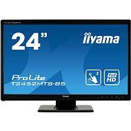 "24"" iiyama ProLite T2452MTS-B5 MultiTouch - LED monitor"
