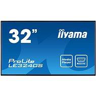 32 hüvelykes iiyama ProLite LE3240S-B1 - Nagyformátumú kijelző