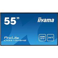 """55"""" iiyama LH5510HSHB-B1 - Nagyformátumú kijelző"""