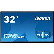 """32"""" iiyama LH3246HS-B1 - Nagyformátumú kijelző"""