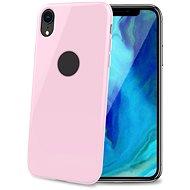 CELLY Gelskin Apple iPhone XR készülékhez, rózsaszín - Mobiltartó