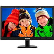 "19.5"" Philips 203V5LSB26 - LCD LED monitor"