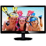 "19.5"" Philips 200V4QSBR - LCD LED monitor"