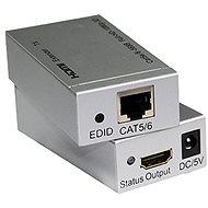 PremiumCord HDMI extender 60 m - Extender
