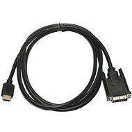 ROLINE DVI - HDMI interfész, árnyékolt, 10m - Videokábel