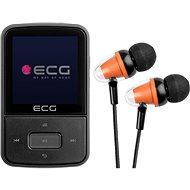 ECG PMP 30 8 GB Black - Mp4 lejátszó