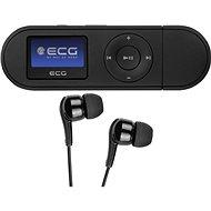 ECG PMP 20 4GB fekete - Mp3 lejátszó
