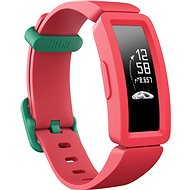 Fitbit Ace 2, dinnyepiros/ zöldeskék csat - Okoskarkötő