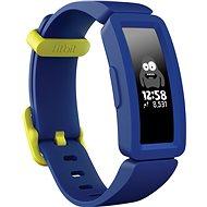 Fitbit Ace 2 Night Sky / Neon Yellow Clasp - Okoskarkötő