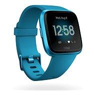 Fitbit Versa Lite - Marina Blue/Marina Blue Aluminum - Okosóra