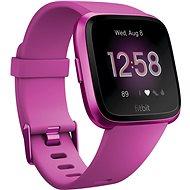 Fitbit Versa Lite - Mulberry/Mulberry Aluminum - Okosóra
