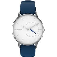 Withings Move Timeless Chic - White / Silver - Sportóra