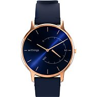 Withings Move Timeless Chic - Blue / Rose Gold - Sportóra