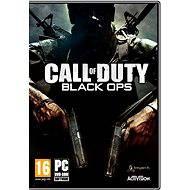 Call of Duty Black Ops - PC játék