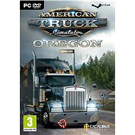 American Truck Simulator Oregon - Játék kiegészítő