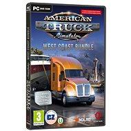 American Truck Simulator: West Coast Bundle - PC játék