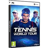 Tenisz World Tour - PC játék