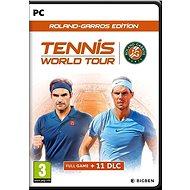 Tennis World Tour - RG kiadás - PC játék
