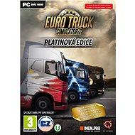 Euro Truck Simulator 2 PC játék, platina kiadás - PC játék