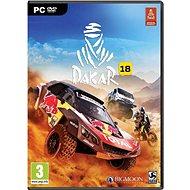 Dakar 18 - PC játék
