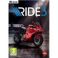 RIDE 3 - PC játék
