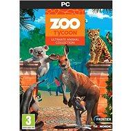 Zoo Tycoon: Ultimate Animal Collection - PC játék