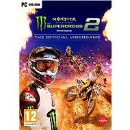 Monster Energy Supercross - The Official Videogame 2 - PC játék