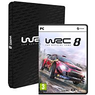 WRC 8 The Official Game Collectors Edition - PC játék