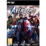 Marvels Avengers - PC játék
