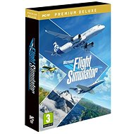 Microsoft Flight Simulator - Premium Deluxe Edition - PC játék