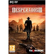 Desperados III - PC játék