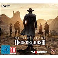 Desperados III - Collectors Edition - PC játék