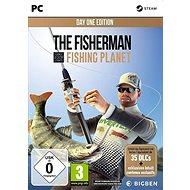 A Halász: Halászati Bolygó - Konzoljáték