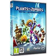 Plants vs Zombies: Battle for Neighborville - PC játék