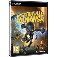 Destroy All Humans! - PC játék