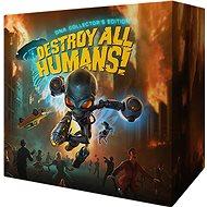 Destroy All Humans! DNA Collector's Edition - PC játék
