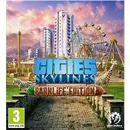 Cities: Skylines - Parklife Edition - PC játék